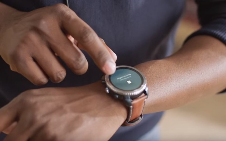 Fossil Smartwatch Licensed BMW