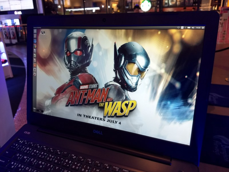 Dell G Series Ant-Man and The Wasp