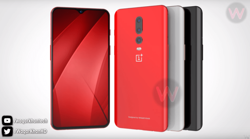 OnePlus 6T all colors
