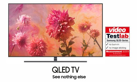 Samsung QLED TV 2018 Test