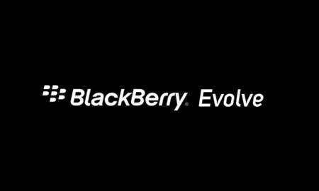 BlackBerry Evolve
