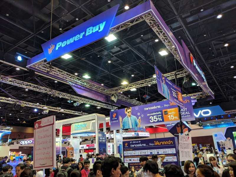 Pro Tablet in Mobile Expo 2018 SEP