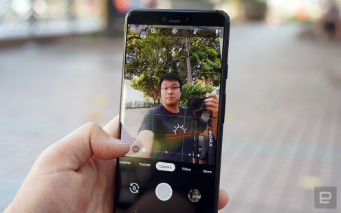 Google pixel 3 XL Preview