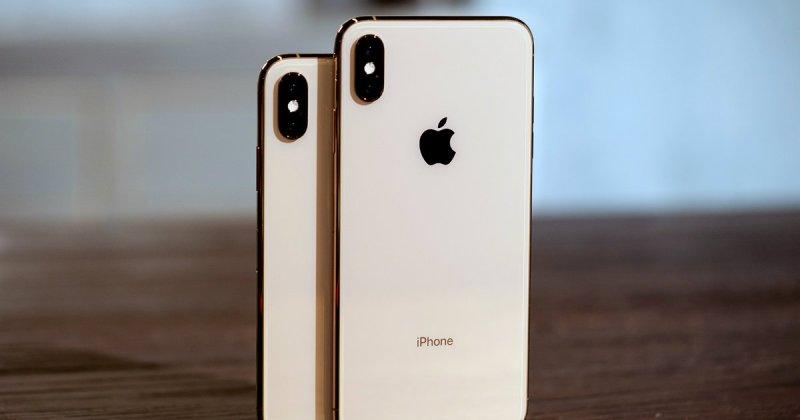 Apple iPhone XS XS Max Header