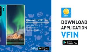 VFIN Huawei Po30 Pro