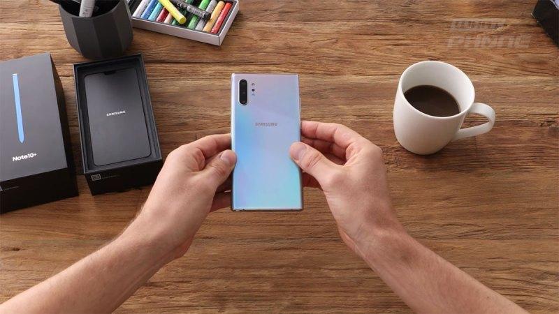 ชมวิดีโอ Hands-On พรีวิว Samsung Galaxy Note 10 และ Note 10+ จากซัมซุง