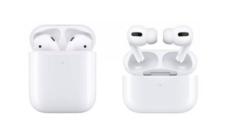 Apple AirPods Header