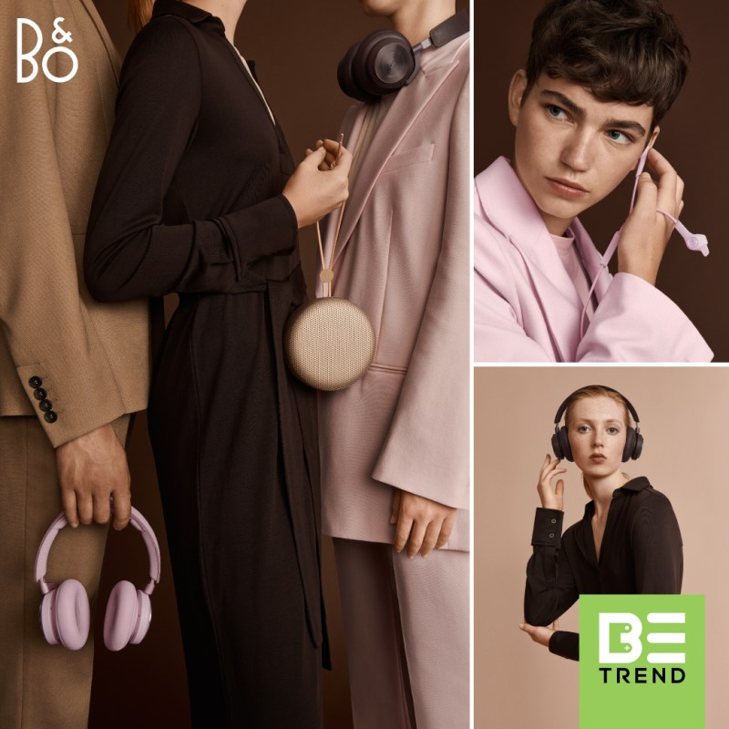 RTB x BEtrend Autumn Winter Collection 2019 Bang and Olufsen