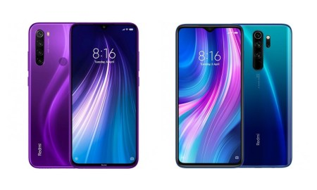 Redmi Note 8 Series with New Colors