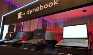 SHARP Introduces Smart Innovative Solutions 2020 dynabook