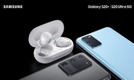Samsung Galaxy S20 Galaxy Buds+