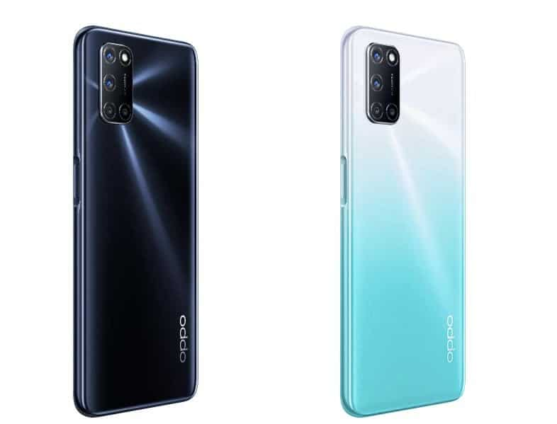 OPPO A52 color