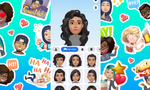 How to make a Facebook avatar Create personalised emojis and stickers