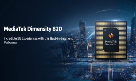 MediaTek Dimensity 820 5G