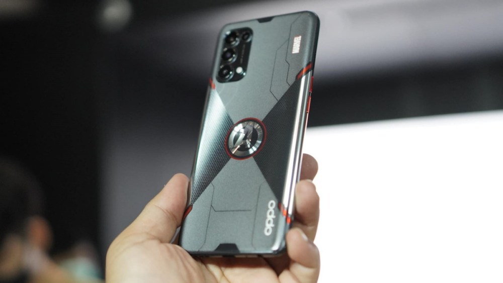 OPPO Reno5 Marvel Edition