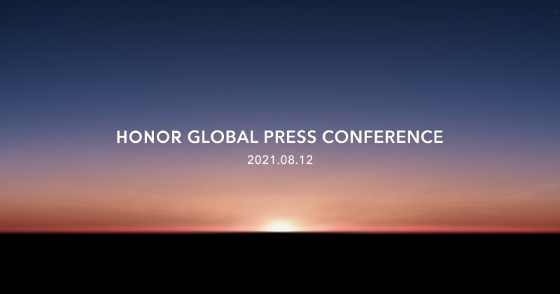 Honor Global Press Conference August 2021 Honor Magic3