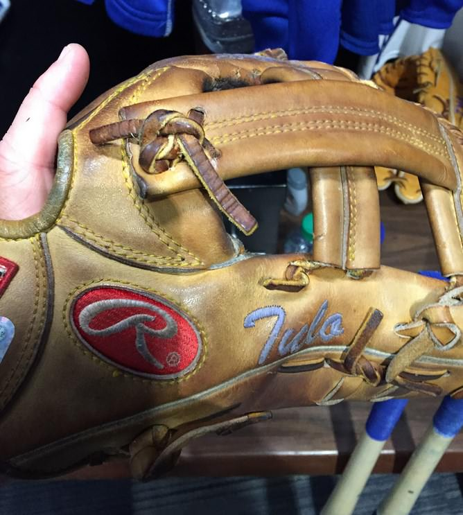 What Pros Wear Troy Tulowitzkis Rawlings Heart Of The