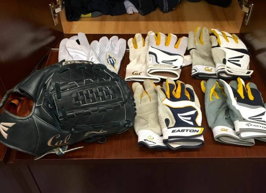 Gloves Batting Are Cool White