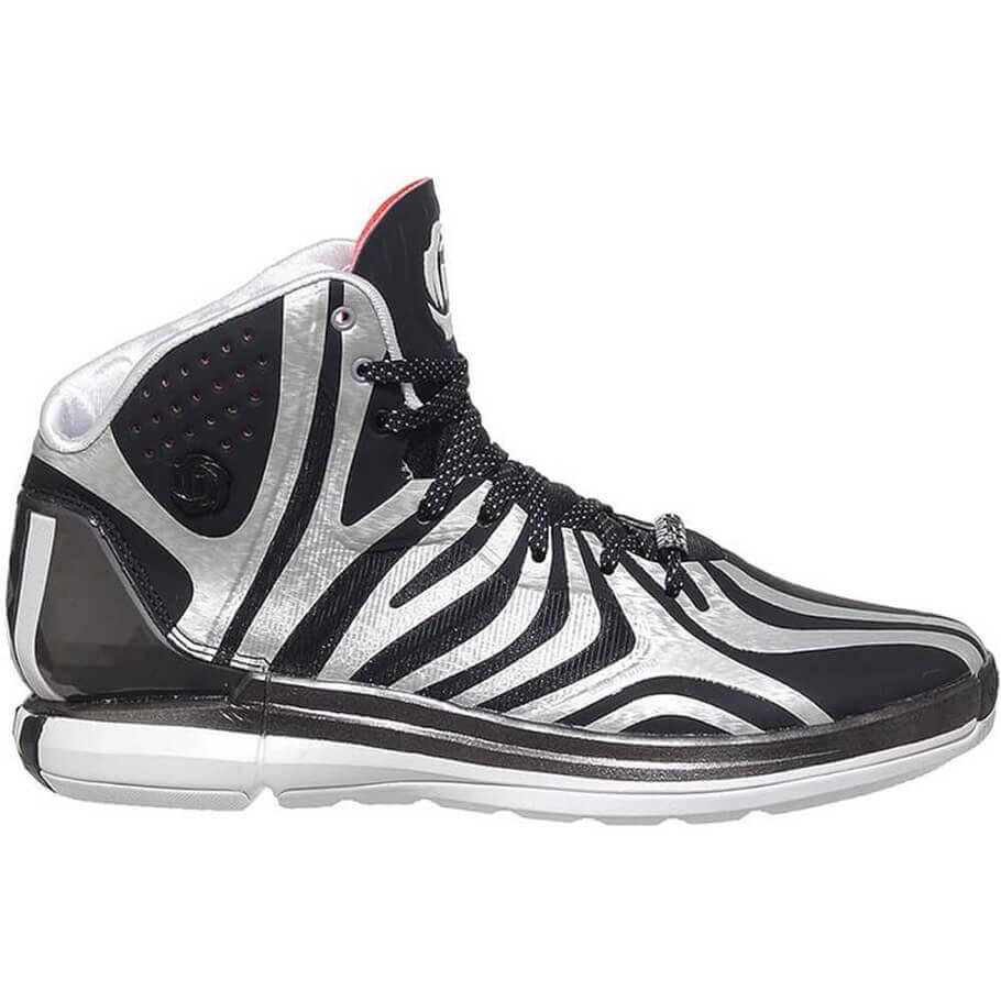 pretty nice bbce9 b6f71 Damian Lillard s Adidas D Rose 4 Shoes. What Pros Wear ...