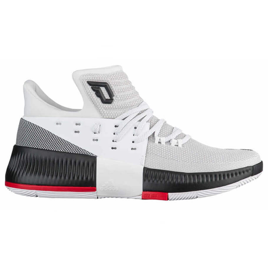 detailed look e93f0 4c228 What Pros Wear  Damian Lillard s Adidas Dame 3 Shoes - What Pros Wear