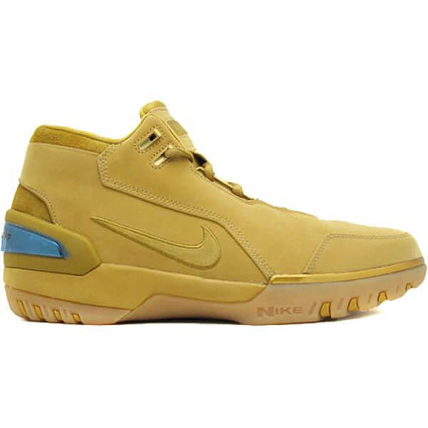 cd0ce681c19 What Pros Wear  Lebron James  Nike Air Zoom Generation (Lebron 1 ...