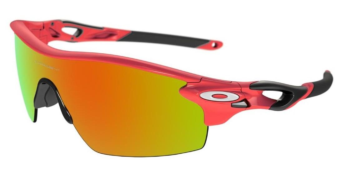 5fcf5fbebe00 What Pros Wear: Hanley Ramirez' Oakley Radarlock Pitch Sunglasses ...