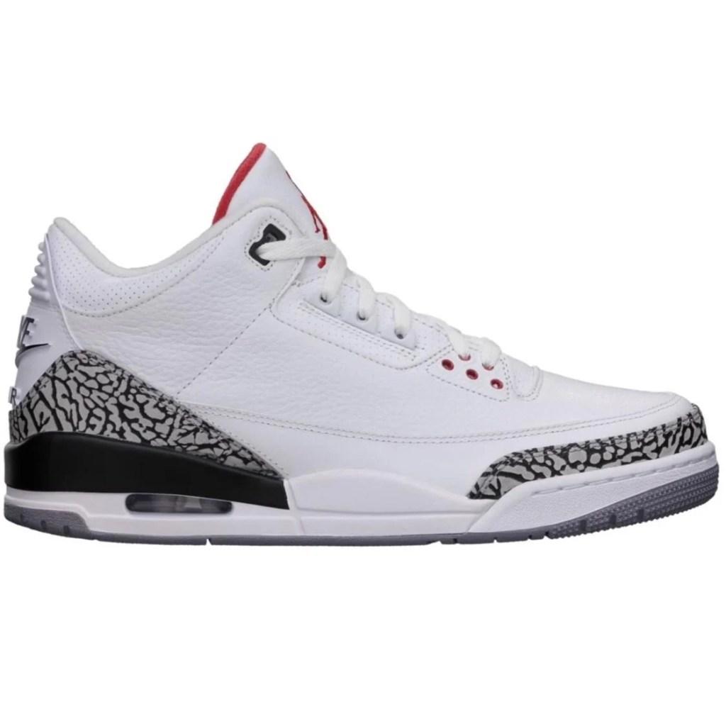 5e88084feef What Pros Wear: Michael Jordan's Air Jordan 3 Shoes - What Pros Wear