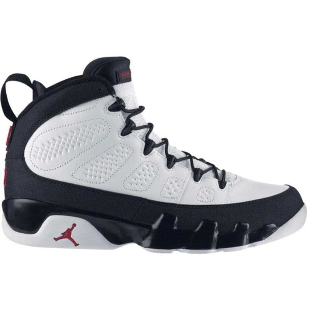 2e25122e258 What Pros Wear: Michael Jordan's Air Jordan 9 Shoes - What Pros Wear