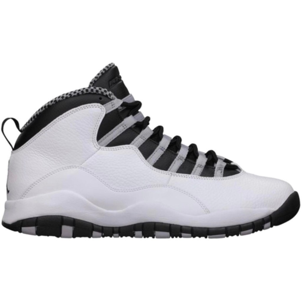 43616fa5887 What Pros Wear: Michael Jordan's Air Jordan 10 Shoes - What Pros Wear