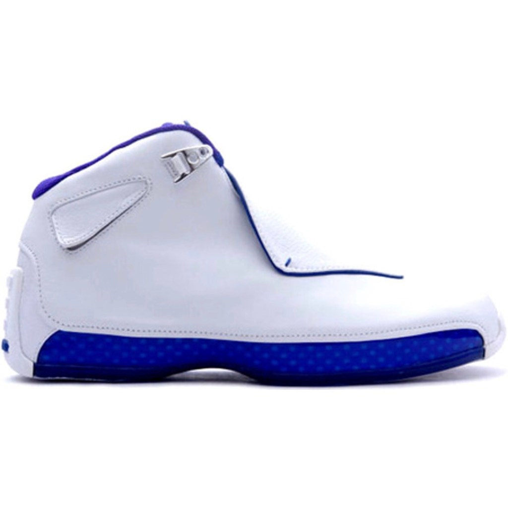 c5945f3b43f What Pros Wear: Michael Jordan's Air Jordan 18 Shoes - What Pros Wear