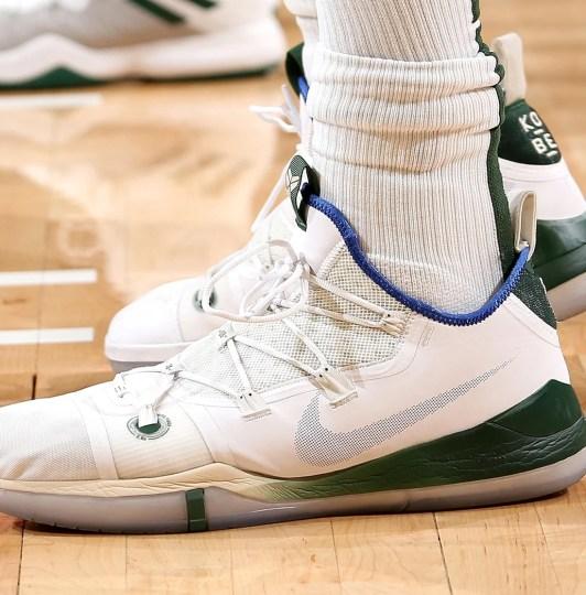 09ca86aeaf9c Giannis Antetokounmpo s Nike Kobe AD 2018 Shoes