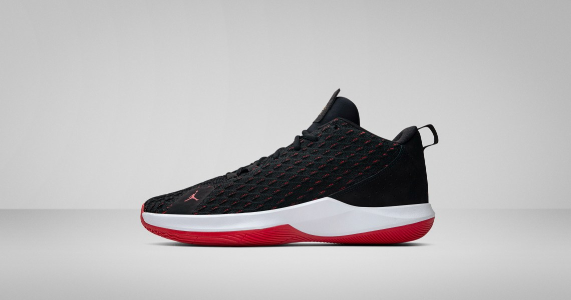 6ef058a47ab864 Chris Paul s Jordan CP3.XII is Unveiled with Upgrades and New Logo