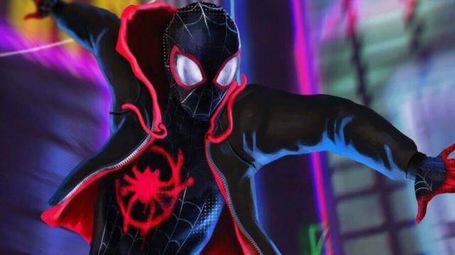"""Risultato immagini per into the spider verse"""""""