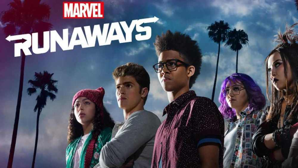 "marvels runaways netflix - JanLuis Castellanos speaks about his life, career & ""13 Reasons Why"""