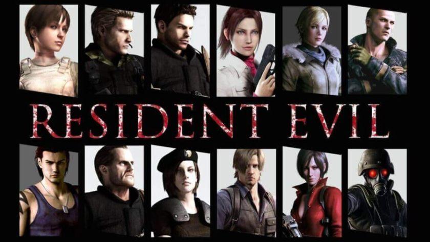 Série Resident Evil Live Action no Netflix