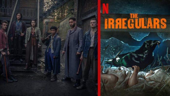 the irregulars season 1 netflix