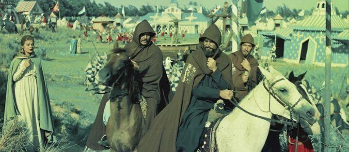 Saladin El Naser Salah el Dine 1963