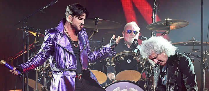 The Show Must Go On The Queen Adam Lambert Story 2019