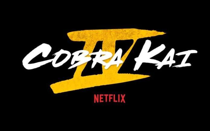 cobra kai season 4 logo