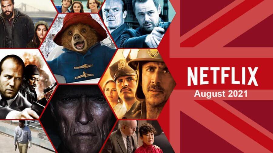 Primer vistazo a lo que llegará a Netflix Reino Unido en agosto de 2021 2