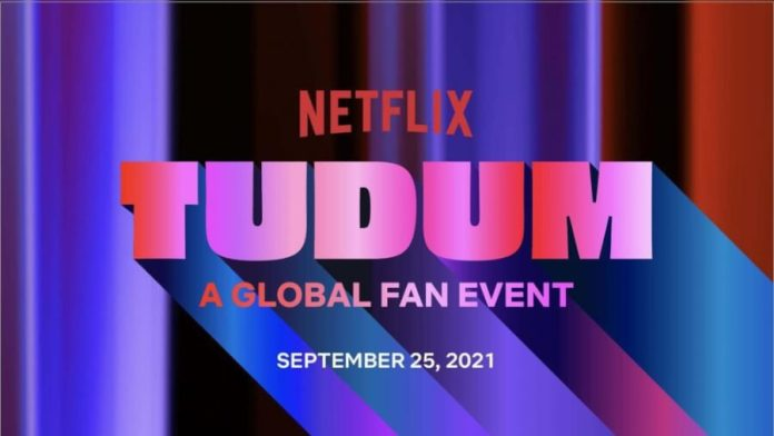 tudum netflix event logo