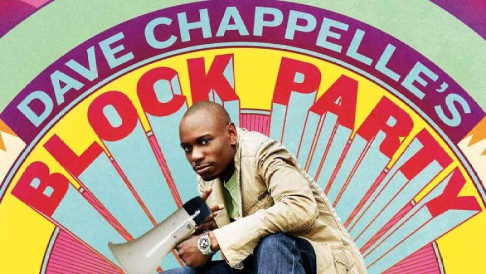 Dave Chappelle Block Party llegará a Netflix