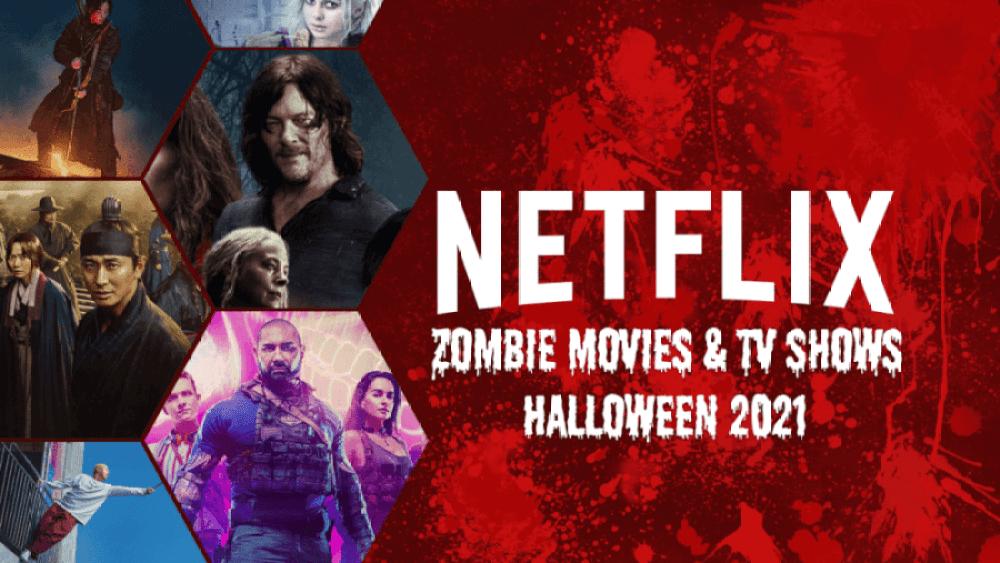 Películas y programas de televisión de zombis en Netflix Halloween 2021