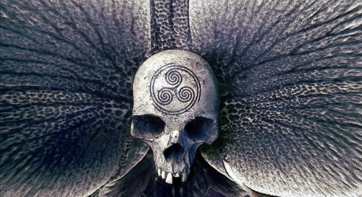 Celtic skull symbol meanings