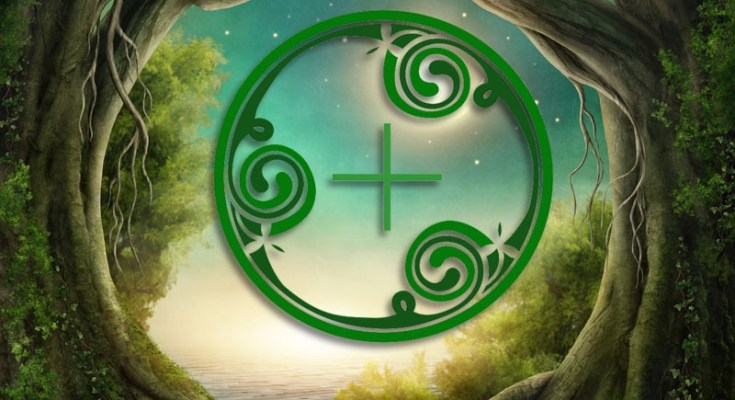 Celtic symbol for purity