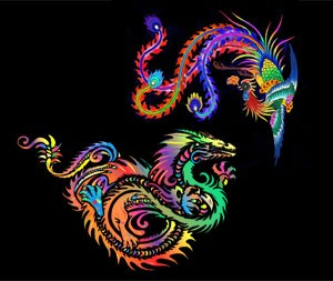 Chinese phoenix and dragon meaning - Whats-Your-Sign com