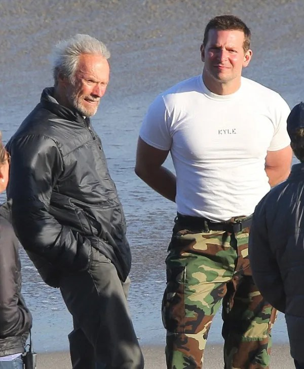 American Sniper  Clint Eastwood Bradley Cooper