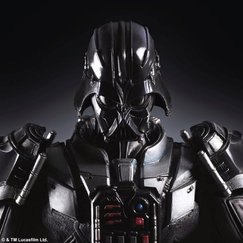 Play Arts Kai Darth Vader Preview (3)