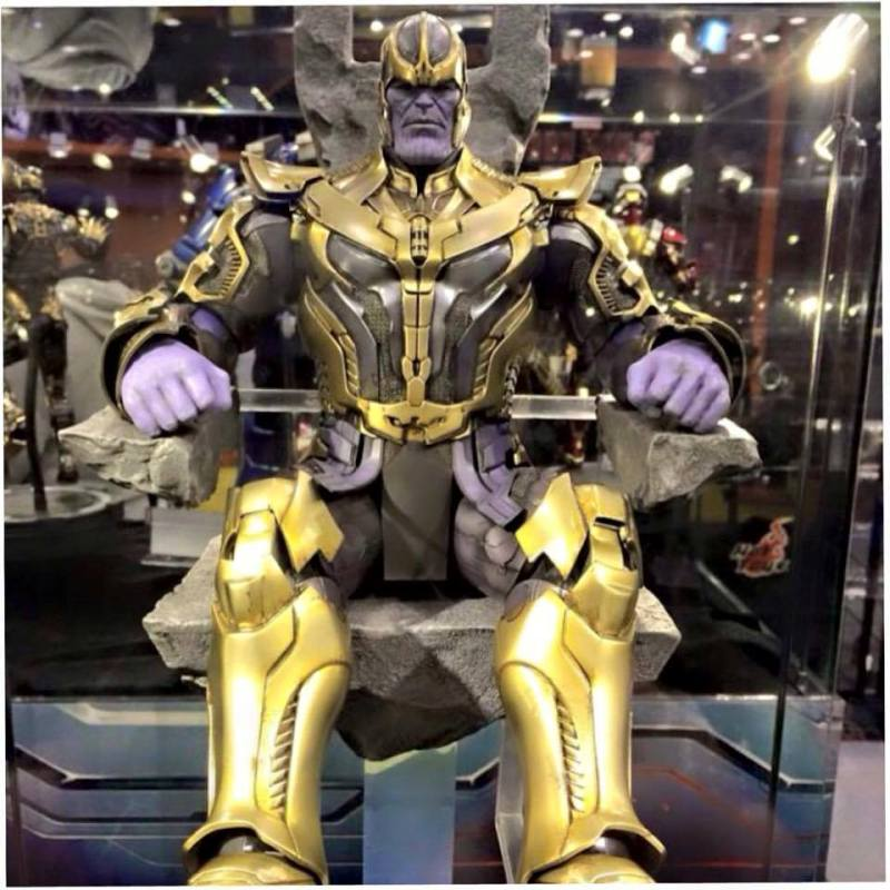 Toy soul 2014 thanos hot toys  (2)