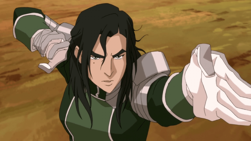 Top 10 Korra episodes so far  #7